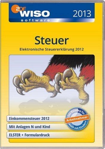 WISO Steuer 2013 (für Steuerjahr 2012) [Download]