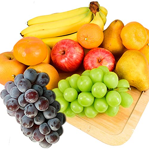 国華園 フルーツセット 7種類 1箱 ご家庭用 ぶどうが選べる シャインマスカット 旬の詰め合わせ 食べ比べ フルーツ くだもの 食品