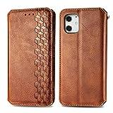 Abuenora Case for iPhone 12 Mini (5.4 Inches), Book Case