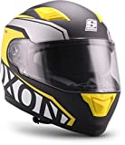 "Soxon ST-1000 Race ""Yellow"" · Integral-Helm · Full-Face Motorrad-Helm Roller-Helm Scooter-Helm..."