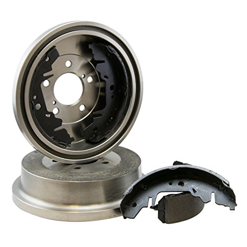 Automotive Replacement Brake Drums
