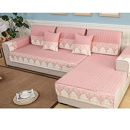 Mrzyzy Funda Cubre Sofa 3 Plazas Fibra de Poliéster...