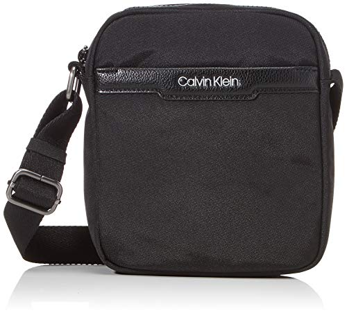 Calvin Klein Men's Reporter, Black, One Size