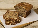 Very Moist Bursting with banana flavor We use only the finest ingredients Each and every bread is always made fresh to order California's jumbo walnuts are used in every bread