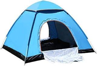 IDWOI-tält strandzelt, Double Speed blomkruka: öppen hopvikbar automatiskt tält