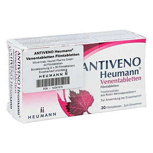 ANTIVENO Heumann Venentabletten 360 mg Filmtabl. 60 St