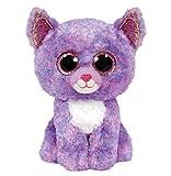 Ty UK Ltd 36248 Beanie Cassidy Lavender Cat-Boo-Reg, Multicoloured