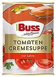 Buss Tomaten-Cremesuppe mit Sahne, 12er Pack (12 x 400 ml)