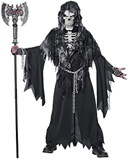 California Costumes Evil Unchained Costume, One Color, 12-14