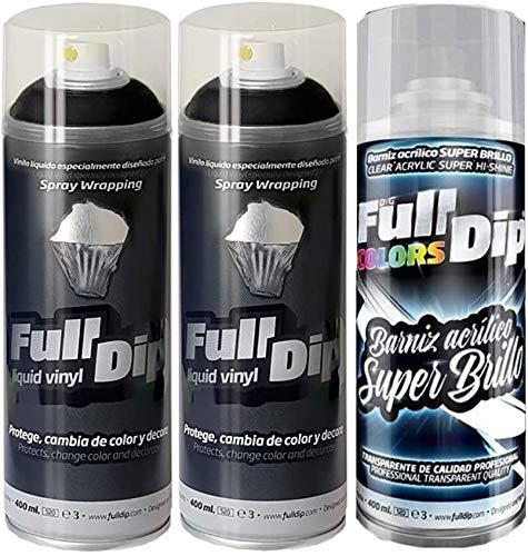 Pack de 3 sprays full