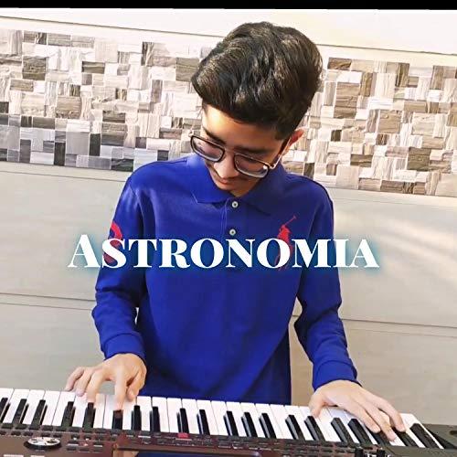 Astronomia (Coffin Meme) Keyboard Cover