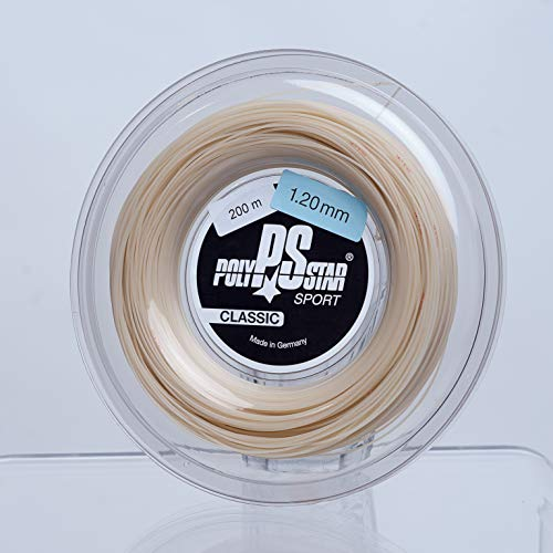 Polystar Classic 1,20 mm 200 m Corde da Tennis