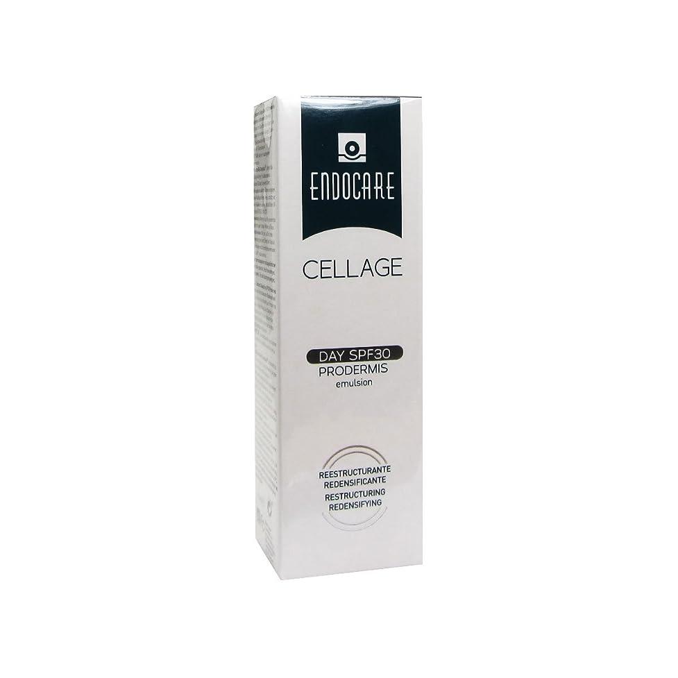 虎種をまくスクラップEndocare Cellage Restructuring Prodermis Emulsion Spf30 50ml [並行輸入品]
