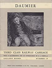 Honore Daumier: Third Class Railway Carriage in the Metropolitan Museum of Art, New York