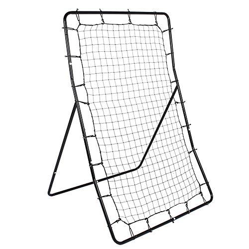 Ballshop Football Training Net, Foldable Baseball Training Net Telescopic...