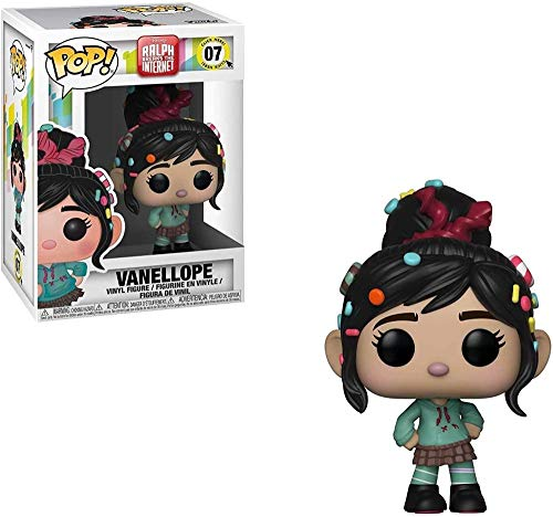 Pop! Figure Vinile: Disney: Ralph Spaccatutto 2: Vanellope-Taglia unica