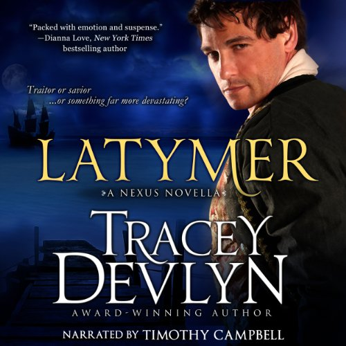 Latymer audiobook cover art
