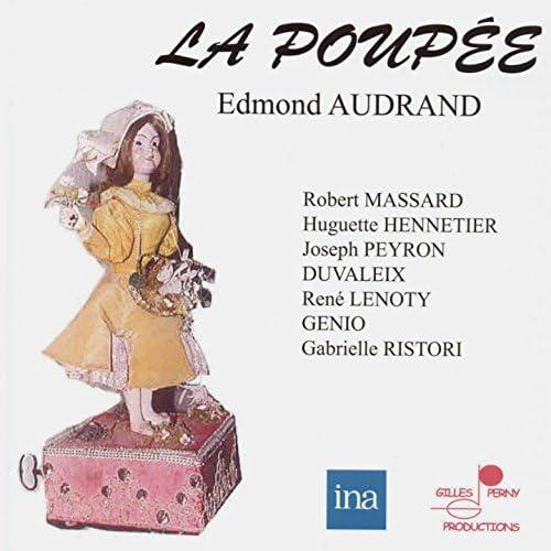Robert Massard, Joseph Peyron, Huguette Hennetier, Marcel Cariven & Orchestre radio lyrique de la RTF