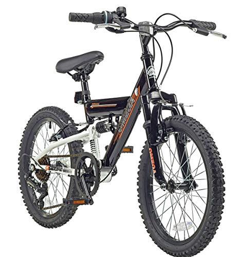 Bike 18 pollici ruote dimensioni bambini Mountain