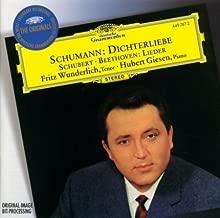 Schumann: Dichterliebe/Schubert: Liede
