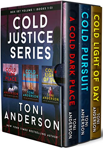 Cold Justice Series Box Set: Volume I: FBI Romantic Suspense (English Edition)