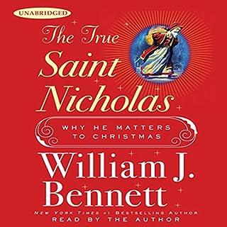The True Saint Nicholas audiobook cover art