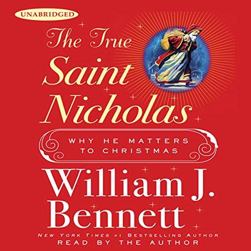 The True Saint Nicholas cover art