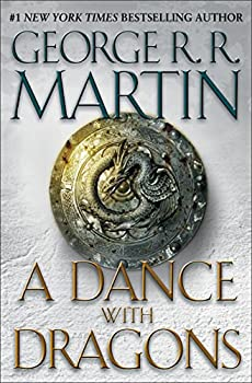 Hardcover A Dance with Dragons (A Song of Ice and Fire) Book