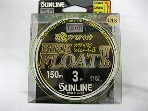 Sunline 60170768 Siglon Fine Float Ii P-Ion 12 Lb. Siglon Fine Float...