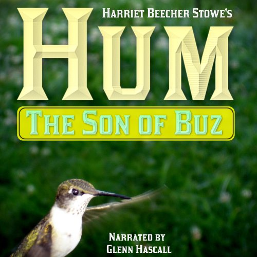Hum, the Son of Buz audiobook cover art