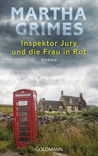 Inspektor Jury und die Frau in Rot: Ein Inspektor-Jury-Roman 23 (Die Inspektor-Jury-Romane, Band 23)