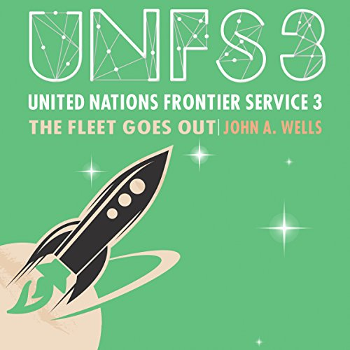 United Nations Frontier Service 3 audiobook cover art