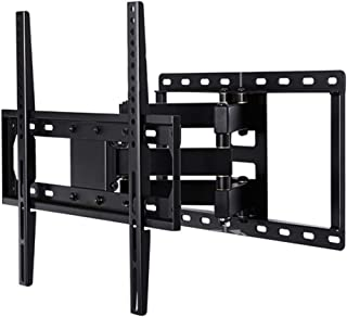 TV Stand Indoor Articulated Arm LCD TV Rotating Telescopic Bracket VESA Up to 400 * 400mm HDTV Full Dynamic Bracket (Color...