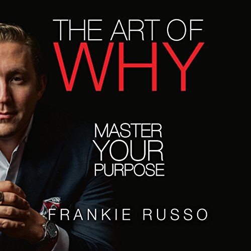 The Art of Why audiobook cover art