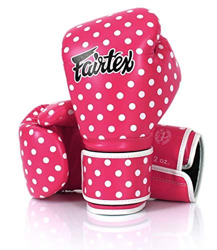 Fairtex Microfibre Boxing Gloves Muay Thai Boxing - BGV14, BGV1 Limited Edition, BGV12, BGV11, BGV41