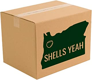 Hazelnut Shell Mulch - 25 lbs Premium Grade- Shells Yeah!