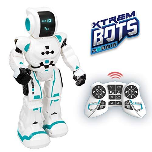 Xtrem Bots Robbie, robótica niños,...