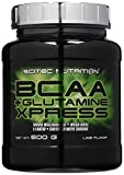 Scitec Nutrition Bcaa + Glutamine Xpress, Aminoacidi, Lime, 600 g