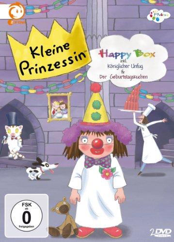 Kleine Prinzessin Happy Box (Inkl. 'Königlicher Unfug' & 'Der Geburtstagskuchen') [2 DVDs]