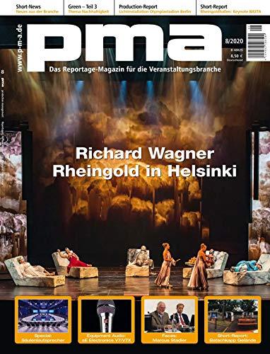 Richard Wagner Rheingold in Helsinki und Säulenlautsprecher Special in der pma