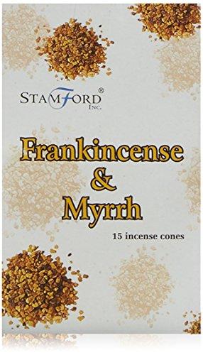 Stamford Conos de incienso - Incienso y Mirra 37166