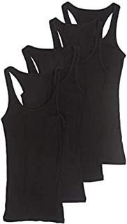 Zenana Outfitters Womens Ribbed Racerback Tank