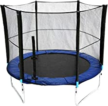 Trampoline - 10 Feet With Safety net 2018-10FT For kids.