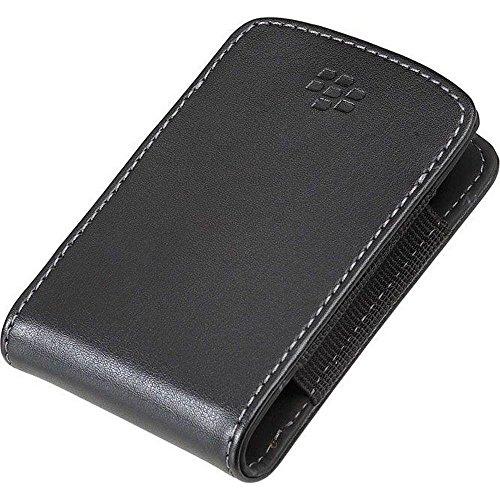 BlackBerry ACC-24206-201 Ledertasche für Curve 9300 schwarz