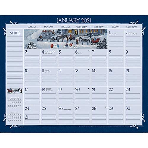 LANG Folk Art 2021 Desktop pad (21991010023)