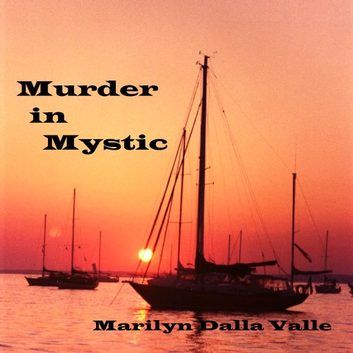 Murder in Mystic audiobook cover art