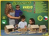 Walachia Vario Holzbausteine Hol...
