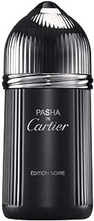 Pasha De Cartier Edition Noire by Cartier for Men - Eau de Toilette, 100ml
