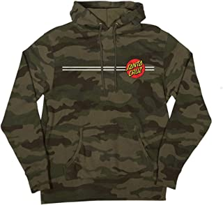 Classic Dot (Forest Camo) Pullover Hoodie