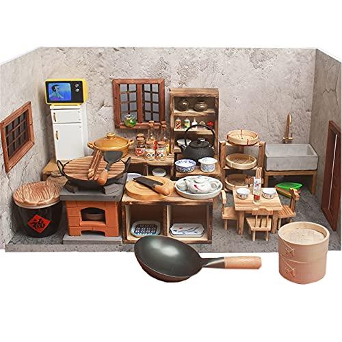 landelijke ikea keuken
